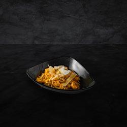 Paste Zucchini e gamberetti image