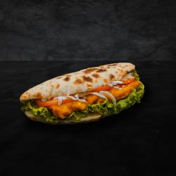Sandwich cu șnițel de pui image