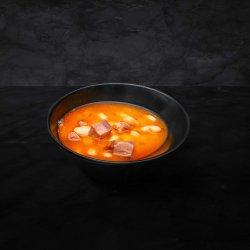 Supă de fasole cu afumatură image