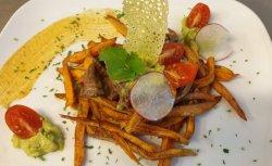 Antricot&cartofi dulci image