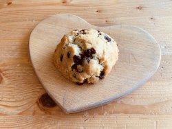 Biscuit cu ciocolată și alune de padure image