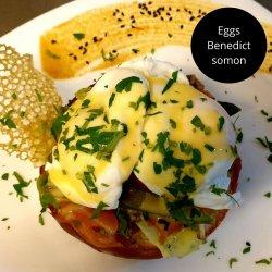 Ouă Benedict cu somon afumat image