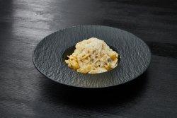 Tagliatelle quattro formaggi image