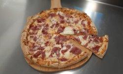 Pizza Prosciutto mică