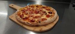 Pizza Diavolo mică