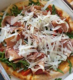 Pizza Prosciutto crudo rucola mică