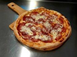 Pizza Salami Maxi image