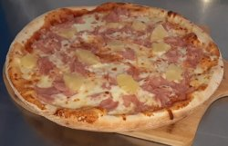 Pizza Hawaii mare image