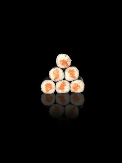 Salmon maki image
