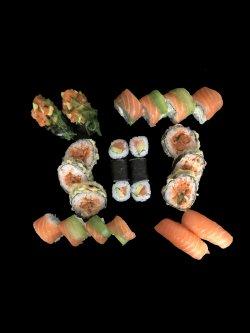 Salmon Set image