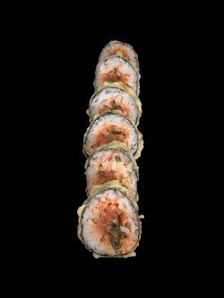 Salmon Tempura image
