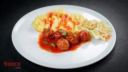 Chifteluțe porc marinate-5 buc.  image