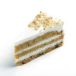Carrot Cake 125g image