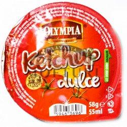 Sos Ketchup dulce 58g/55ml image