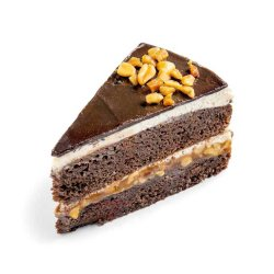 Peanut Caramel Cake 125g image