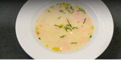 Mesogios soup image