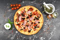 Pizza milano + Fuzetea 500 ml