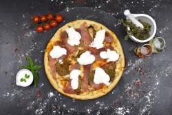 Pizza pleurotus + Fuzetea 500 ml
