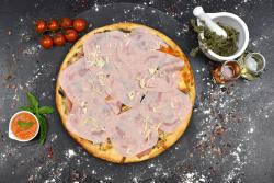 Pizza prosciutto + Fuzetea 500 ml