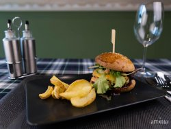 Hamburger de rață