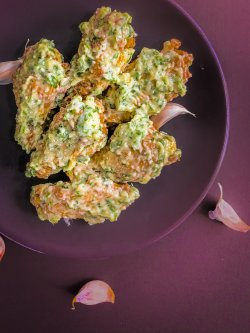 8 x Garlic Parmesan Wings Combo image