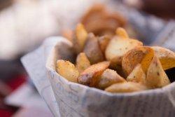 Parmesan Potato Wedges image