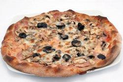 Pizza Capricciosa Baby