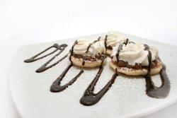 Pancake nutella, frisca