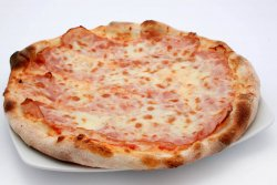 Pizza Bacon 46 cm