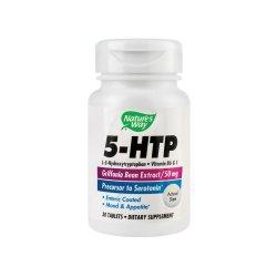 5-HTP Nature`s Way, 30 tablete, Secom
