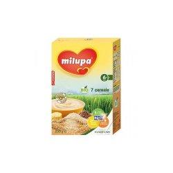 7 cereale Bio, +6 luni, 250 g, Milupa