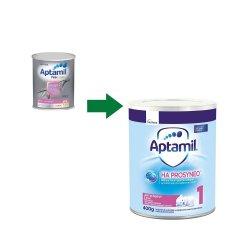 Aptamil HA1 ProExpert formulă de lapte, 0-6 luni, 400 g, Nutricia