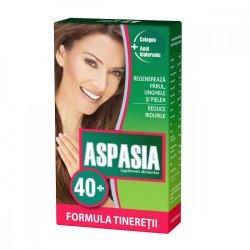 Aspasia 40+, 42 comprimate, Zdrovit image
