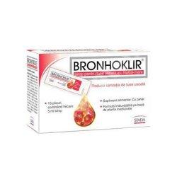 Bronhoklir pentru tuse uscată, 15 plicuri, Stada