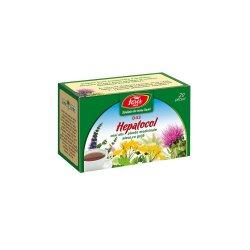 Ceai Hepatocol D43, 20 plicuri, Fares