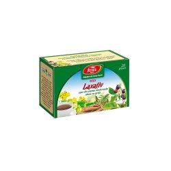 Ceai Laxativ, D50, 20 plicuri, Fares