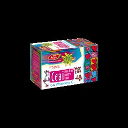 Ceai mai drag pentru copii cu Vitamina C, 20 plicuri, Fares