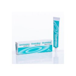 Cicatridina unguent nazal, 15 g, Farma-Derma Italia