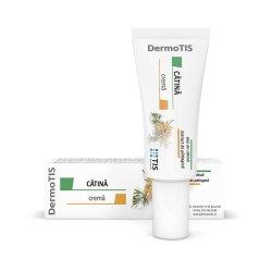 Cremă cu Cătină DermoTis, 20 ml, Tis Farmaceutic