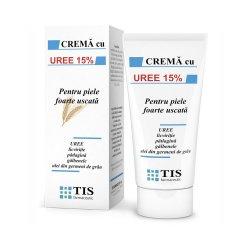 Cremă cu Uree 15%, 50 ml, Tis Farmaceutic