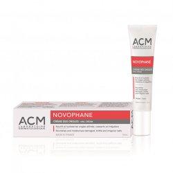 Cremă pentru unghii Novophane, 15 ml, Acm