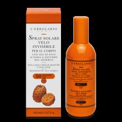 L`Erbolario Sun Ulei spray SPF50 150ml