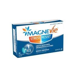 Magnevie Stress Resist, 30 comprimate, Sanofi