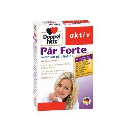 Păr Forte, pentru un păr sănătos, 30 capsule, Doppelherz Aktiv