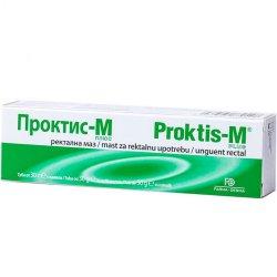 Proktis-M unguent, 30 g, Farma-Derma Italia
