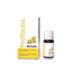 Protectis picături probiotice pentru copii, 5 ml, Ewopharma