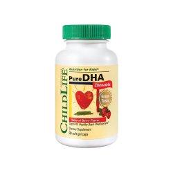 Pure DHA Childlife Essentials, 90 capsule, Secom