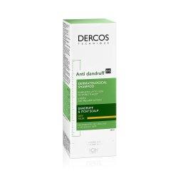 Şamponanti-mătreață pentrupăruscat Dercos, 200 ml, Vichy