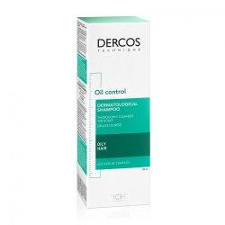 Şampon sebocorector pentrupărgras Dercos, 200 ml, Vichy