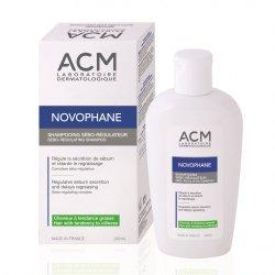 Șampon seboreglator Novophane, 200 ml, Acm